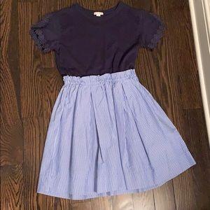 Girls crewcut dress